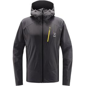 Haglöfs Skarn Hybrid Jacket Men magnetite
